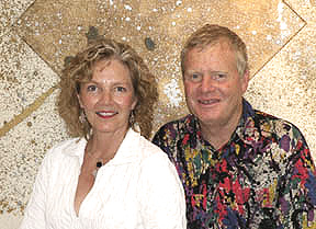 Douglas and Adrienne Mehrens